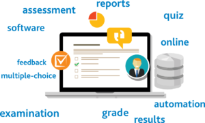 online exam tools image