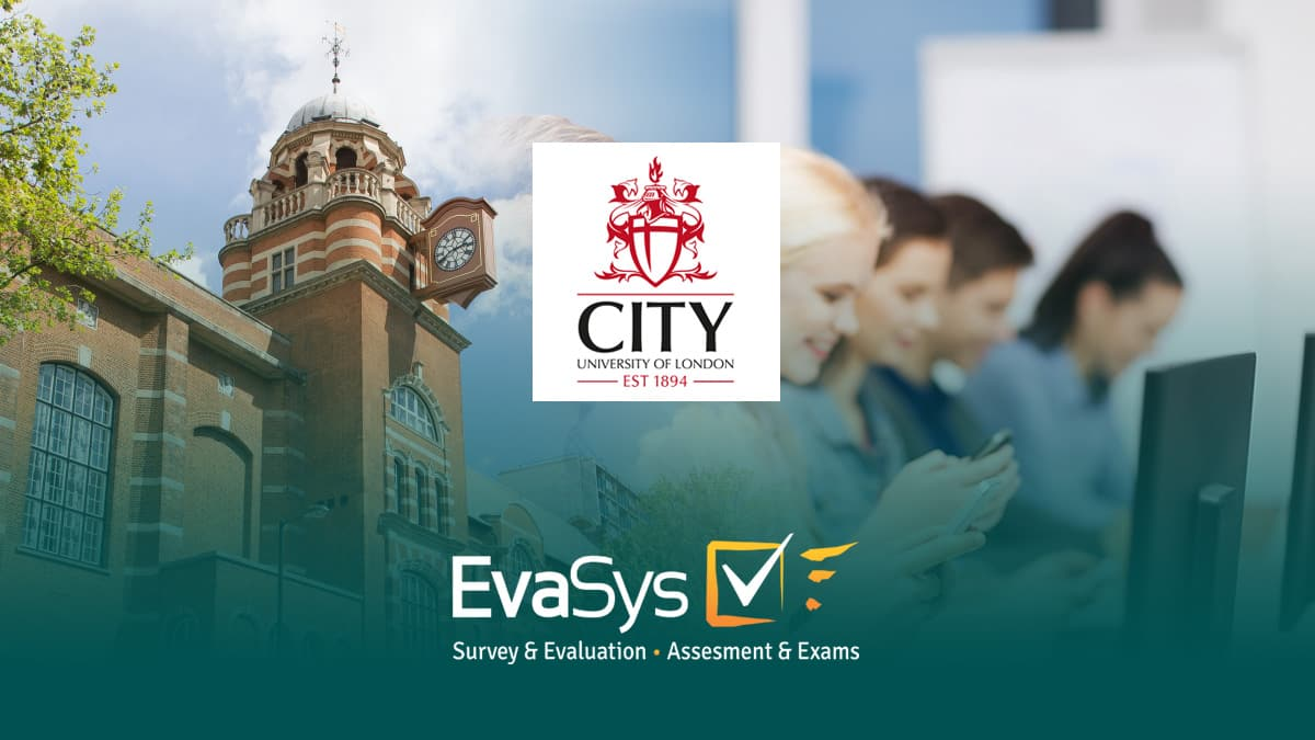 City University of London Partners with EvaSys featured