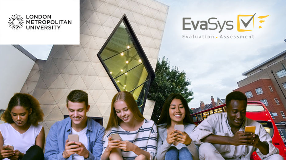 London Met uses EvaSys to drive survey participation featured