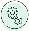 icon cogs